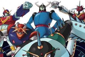 시루바·태권브이… 만화 속 로봇을 찾아서