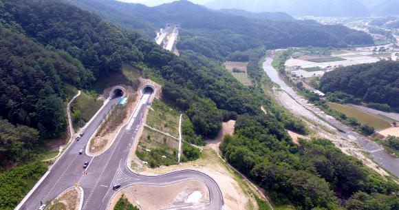 Image result for 동서고속도로