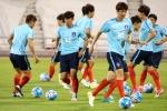 한국 축구, 14일 새벽 도하…