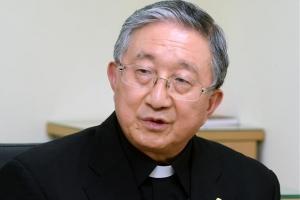 김희중 천주교 주교회의 의장, 종교지도자협 대표의장에 선출