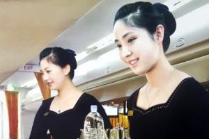 북한 고려항공, 택시회사와 식품유통 분야도 진출[포토]