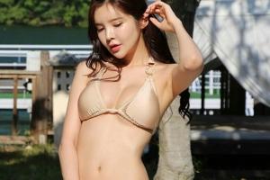 [포토] 한규리, 섹시한 바디라인 비키니 화보 '남심 저격'