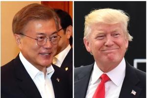 문 대통령, 29일 트럼프와 첫 만남…북핵·사드 등 '정공법'