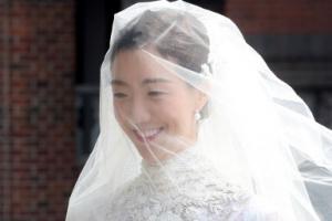 [포토] 정몽준 이사장 장녀 '6월의 신부'