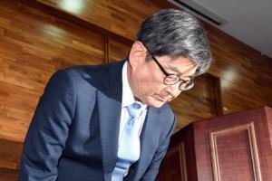 안경환 사퇴…다시 도는 법무장관 하마평 '백승헌·신현수·박범계·박영선' 등