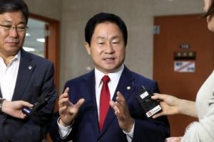 """주광덕 한국당 의원 """"안경환 판결문, 적법한 절차로 받았다"""""""