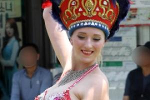 [포토] '삼바의 열정'… 거리에 열린 글로벌 콘서트