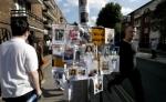 '런던 화재' 실종자 포…