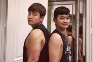 """추신수 아들 추무빈 근황 """"11살인데 아빠보다 팔이 길어"""""""