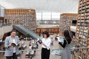 기업은 왜 금싸라기 땅에 도서관을 펼쳤나