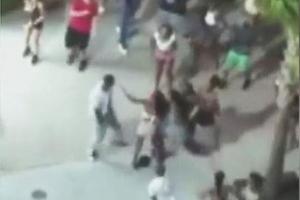 美 총격사건 페이스북 생중계…권총 16발 쏘는 장면 찍혀