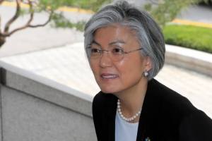 강경화 오늘 국회 방문…한국당은 만남 거부