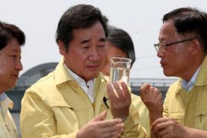 """이총리 """"4대강 보 추가 개방, 다른 문제 야기할 수도"""""""