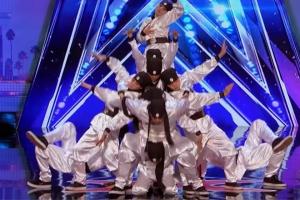 미국 오디션 프로그램 출연한 한국 유명 댄스팀