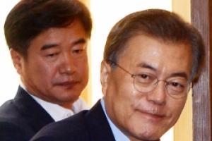 [서울포토] 수석보좌관 회의 주재하는 문재인 대통령