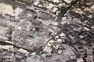 최후의 발악 IS, 성지까지 스스로 폭파