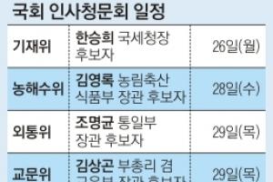 """한국당 """"추경 논의 못해""""… 국회 정상화 합의 불발"""