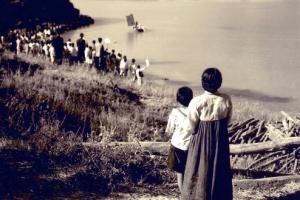 6·25 전쟁 와중에 개봉된 영화 '낙동강'...여주인공은