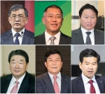 방미 경제인단 권오현·정…