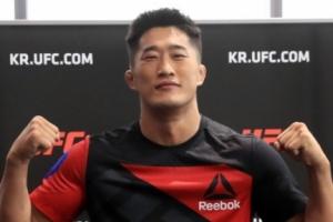 UFC 김동현 '안와골절'로 180일 출전 정지