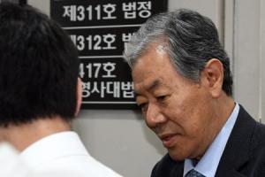"""최순실 변호인 """"항소하겠다…정유라 3차 구속영장 청구는 가혹"""""""