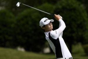 박성현, '8언더파' LPGA 첫날 단독 1위