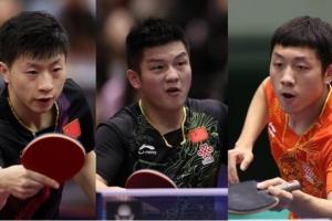 중국 탁구대표팀, 중국오픈 세계 랭커 '보이콧' 사과
