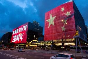'反中 감정' 격한데… 시진핑 첫 홍콩 방문