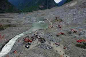 """중국 산사태·수해 급증…""""26명 사망·12명 실종"""""""