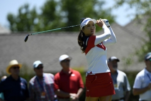 유소연, LPGA 월마트 챔피언십 우승…세계 랭킹·상금 1위 등극