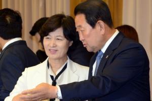 """박주선 """"무능한 민주당, 쩨쩨한 자유한국당…정치 불쾌지수 높아져"""""""