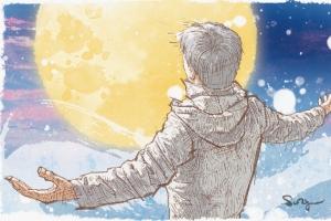 [이재무의 오솔길] 달빛 예찬