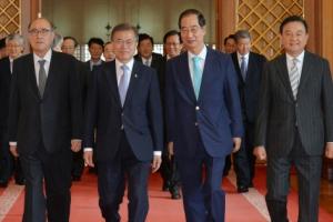 한·미 굳건한 동맹 바탕으로 '한반도 新경제지도' 그린다
