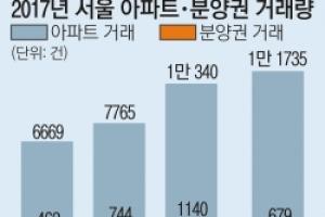 6월 서울 아파트 매매량 하루 451건…역대 최대