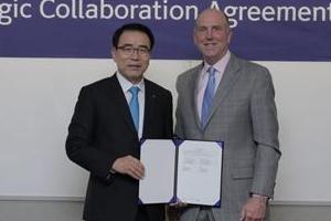 """신한·아마존 """"디지털 혁신 전략적 협력"""""""