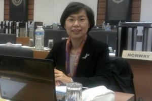 관세청 여성 사무관 육수진씨 세계관세기구 정규 직원 채용
