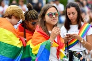 '200만명 운집' 스페인 성소수자 축제 '월드프라이드' 개막