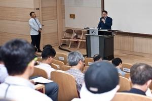 """""""인간중심 로봇분야의 융·복합 교육으로 '다빈치형' 인재양성"""""""