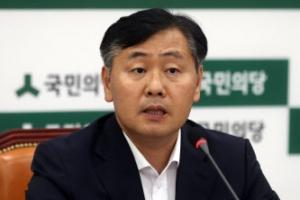 """김관영 """"이준서, 박지원에 문자로 '이유미 카톡 제보' 조언 구했다"""""""