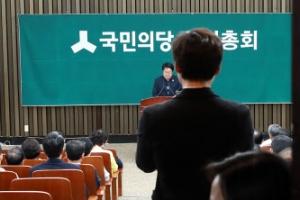 """김동철 """"추미애 막말 묵과 못해…사퇴·사과 없으면 국회 보이콧"""""""