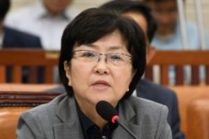"""김은경 환경부 장관 """"미세먼지 중국과 협의 가능…WHO 기준으로 강화"""""""
