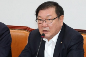 """김태년 """"트럼프 'FTA 재협상' 발언, 국내 정치용이다"""""""