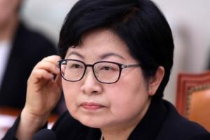 """국회 여가위 '탁현민 거취 문제'로 정회…정현백 """"사퇴 의견 전했다"""""""