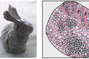 인공위성·내과 시술 속 '종이접기 과학'
