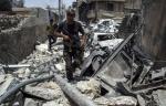 폐허 속 진격… IS 패망 임…