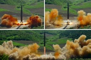 """CNN """"북한, 금주 내 추가 미사일시험 준비 정황"""""""