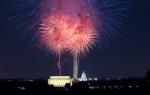 미국 독립기념일 축하하는…