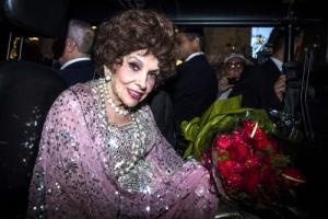 [포토] 지나 롤로브리지다, 90세에도 '화려한 여배우의 모습'