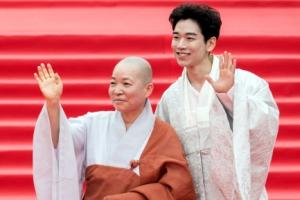 파격에 파격…스님이 만든 기독교영화 '산상수훈'