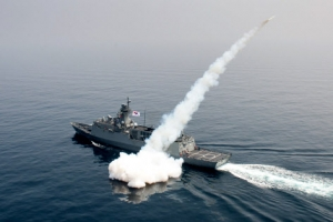 해·공군 유도탄 실사격… 연이틀 대북 무력시위
